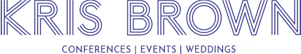 Kris Brown - Conferences, Events and Wedding management